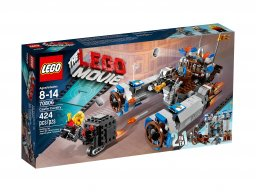 LEGO THE LEGO® MOVIE™ Zamkowa kawaleria 70806