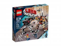 LEGO THE LEGO MOVIE 70807 Pojedynek Stalowobrodego