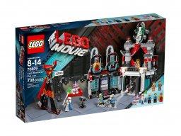 LEGO THE LEGO MOVIE 70809 Kryjówka Lorda Businessa