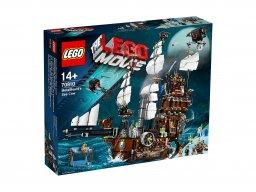LEGO 70810 THE LEGO® MOVIE™ MetalBeard's Sea Cow