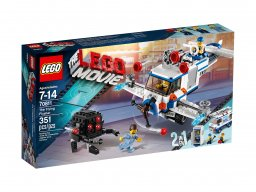 LEGO 70811 THE LEGO® MOVIE™ Latająca armatka wodna