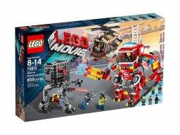 LEGO THE LEGO® MOVIE™ Pojazdy ratownicze 70813