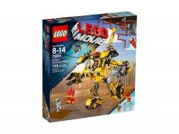 LEGO 70814 THE LEGO® MOVIE™ Maszyna krocząca Emmeta