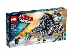 LEGO THE LEGO® MOVIE™ 70815 Statek tajnej policji