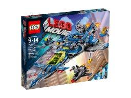 LEGO THE LEGO® MOVIE™ Kosmiczny statek Benka! 70816
