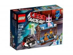 LEGO THE LEGO MOVIE 70818 Kanapa Emmeta