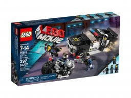 Lego THE LEGO® MOVIE™ Bad Cop Car Chase 70819