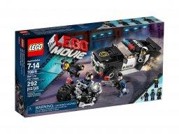 LEGO THE LEGO MOVIE 70819 Pościg za złym policjantem