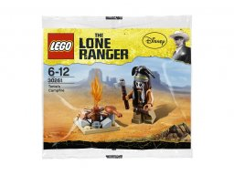 LEGO The Lone Ranger Tonto's Campfire 30261