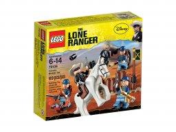 LEGO 79106 The Lone Ranger Zestaw budowy kawalerii