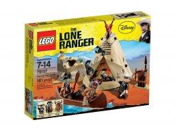 LEGO 79107 The Lone Ranger Obóz komanczów