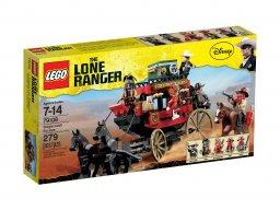 LEGO 79108 The Lone Ranger™ Ucieczka dyliżansu