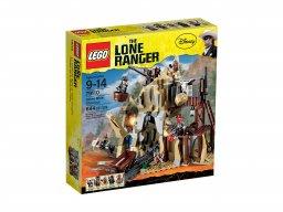LEGO The Lone Ranger Strzelanina w kopalni srebra 79110