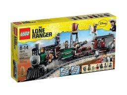 LEGO The Lone Ranger 79111 Pościg za pociągiem