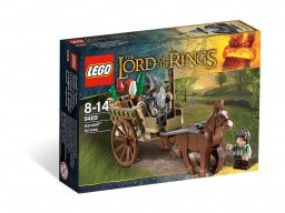LEGO The Lord of the Rings 9469 Przybycie Gandalfa™