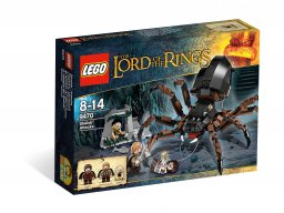 LEGO The Lord of the Rings Atak Szeloby™ 9470