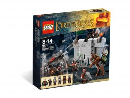LEGO The Lord of the Rings Armia Uruk-Hai 9471