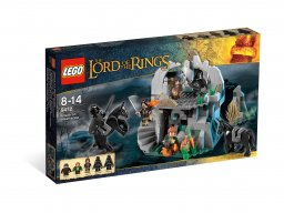 LEGO 9472 The Lord of the Rings™ Atak na Wichrowy Czub