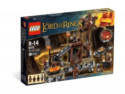 LEGO The Lord of the Rings 9476 Kuźnia Orków