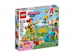 LEGO 41287 The Powerpuff Girls Pojedynek Bajki na placu zabaw