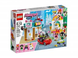 LEGO 41288 The Powerpuff Girls™ Mojo Jojo atakuje