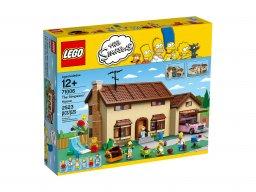 LEGO 71006 Dom Simpsonów