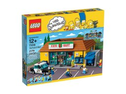 LEGO The Simpsons™ Sklep Kwik-E-Mart 71016