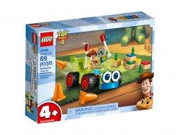 LEGO 10766 Toy Story Chudy i Pan Sterowany