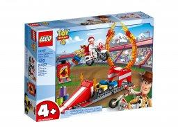 LEGO 10767 Toy Story Pokaz kaskaderski Diuka Kabum