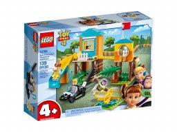 LEGO Toy Story™ 10768 Przygoda Buzza i Bou na placu zabaw