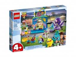 LEGO Toy Story™ 10770 Karnawałowe szaleństwo Chudego i Buzza