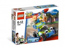 LEGO Toy Story™ Chudy i Buzz na ratunek