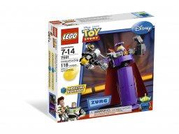 LEGO 7591 Zbuduj Zurga