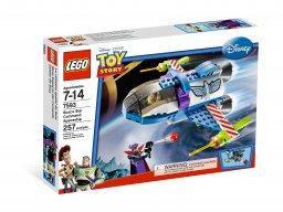 LEGO Toy Story™ Gwiezdny statek kosmiczny Buzza 7593