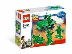 LEGO 7595 Żołnierze na patrolu