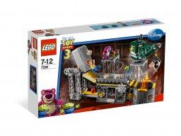 LEGO Toy Story 7596 Ucieczka ze zgniatarki śmieci