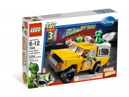 LEGO Toy Story™ Pizza Planet Truck Rescue 7598