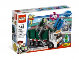 LEGO Toy Story™ 7599 Garbage Truck Getaway