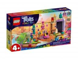 LEGO Trolls World Tour 41253 Pustkowie i przygoda na tratwie