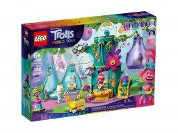 LEGO Trolls World Tour 41255 Przyjęcie w popowej wiosce