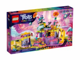 LEGO Trolls World Tour 41258 Vibe City koncert