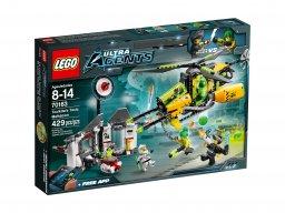 LEGO 70163 Ultra Agents Sekretne laboratorium