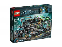 LEGO Ultra Agents Centrala Ultra Agentów 70165