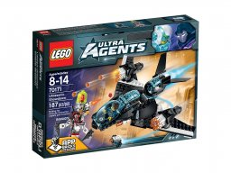 LEGO 70171 Ultra Agents Ultrasonic Showdown
