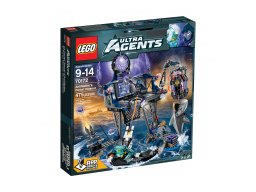 LEGO 70172 Ultra Agents AntiMatter's Portal Hideout