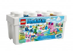 Lego Unikitty™ Kreatywne pudełko z klockami z Kiciorożkowa
