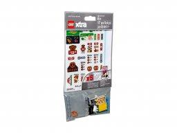 LEGO xtra 853921 Naklejki na klocki LEGO® Xtra