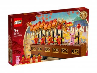 LEGO Dragon Dance