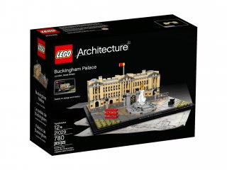 LEGO Architecture Pałac Buckingham