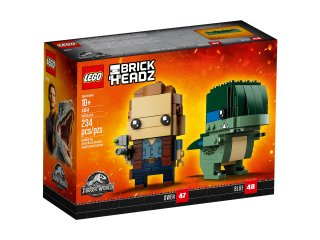 LEGO 41614 BrickHeadz Owen & Blue